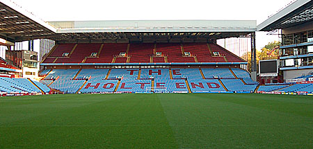 Holte End